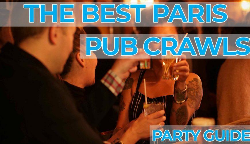 best paris pub crawls