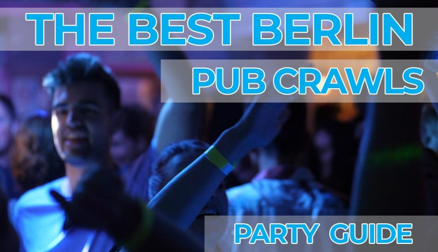 pub crawls berlin